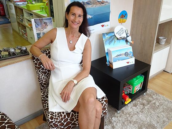 Inhaberin Sandra Tillmann